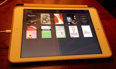 Ebooks auf iPad