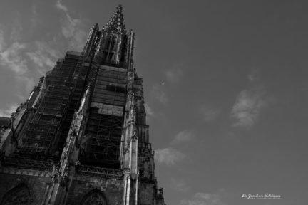 Turm des Ulmer Münster