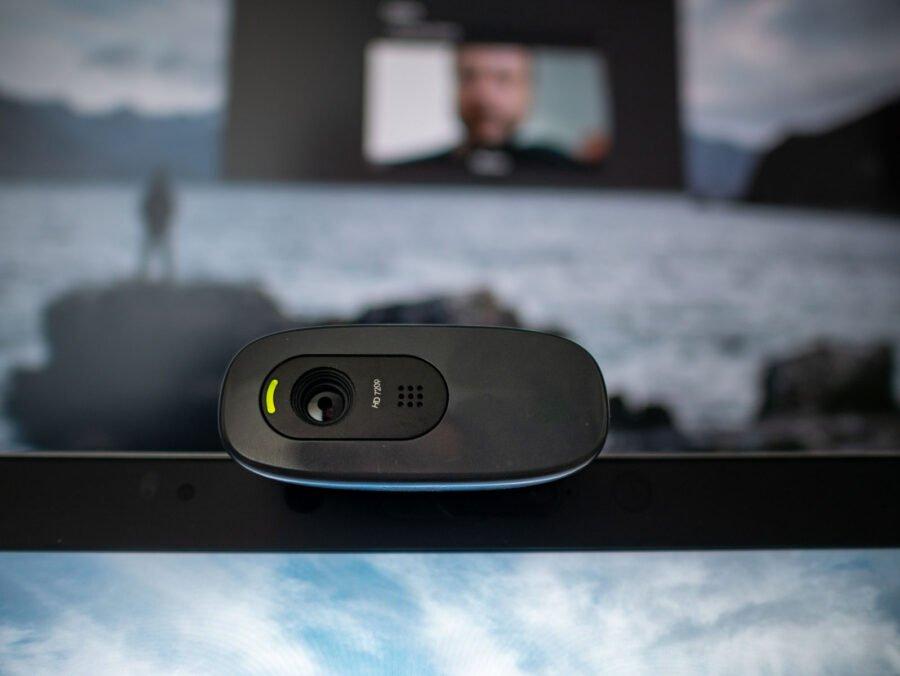 Webcam für Video in Besprechungen