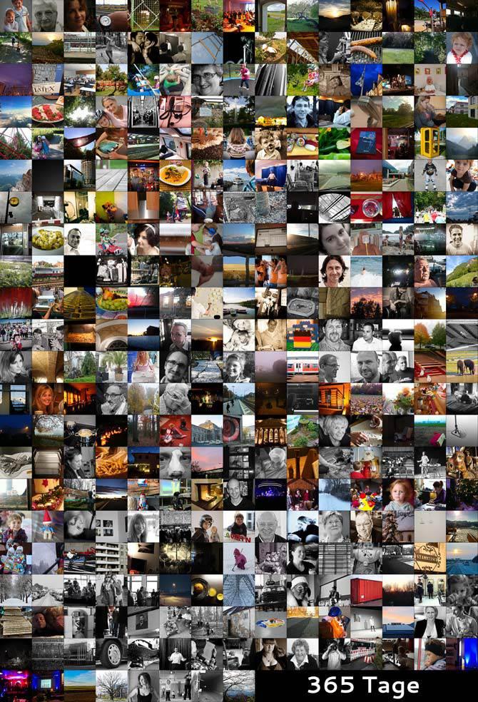 365 Tage alle Bilder