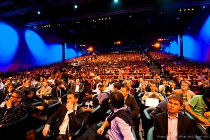 6 TED Talks über Vortrag und Präsentation