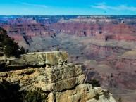 Grand Canyon - Aussichtspunkt