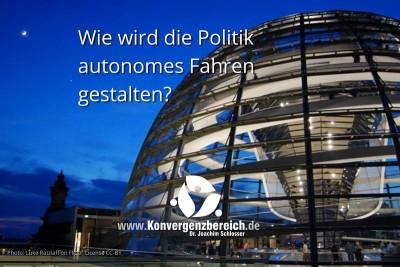 Autonome Autos Politik