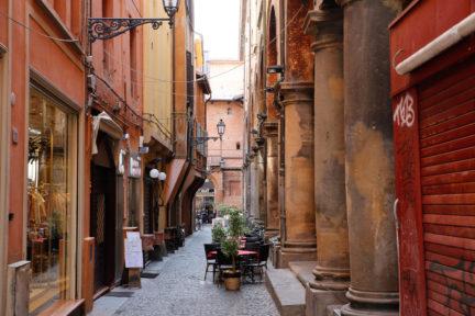 Bologna Gasse