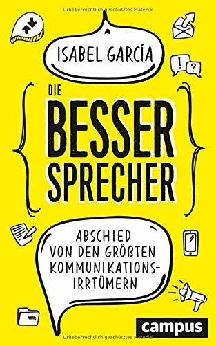 Cover Die Bessersprecher