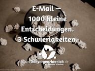 Schwierigkeiten bei E-Mail