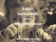Email Suchordner