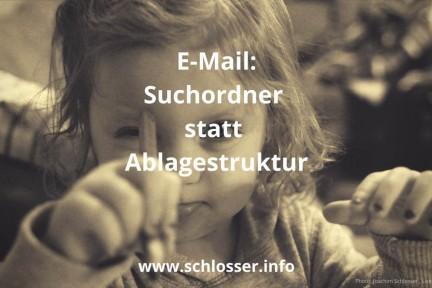 E-Mails schneller finden mit Suchordnern in Outlook, Thunderbird, GMail, Mac Mail