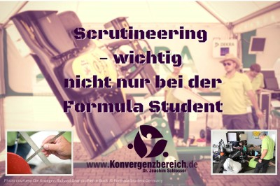 Formula Student Germany Scrutineering