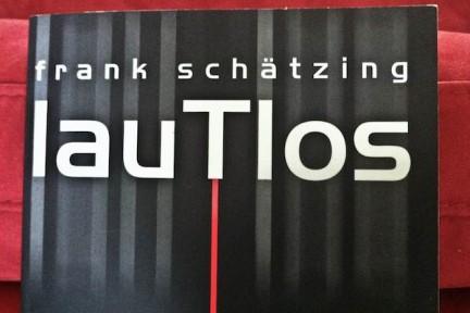 Frank Schätzing - Lautlos - Cover