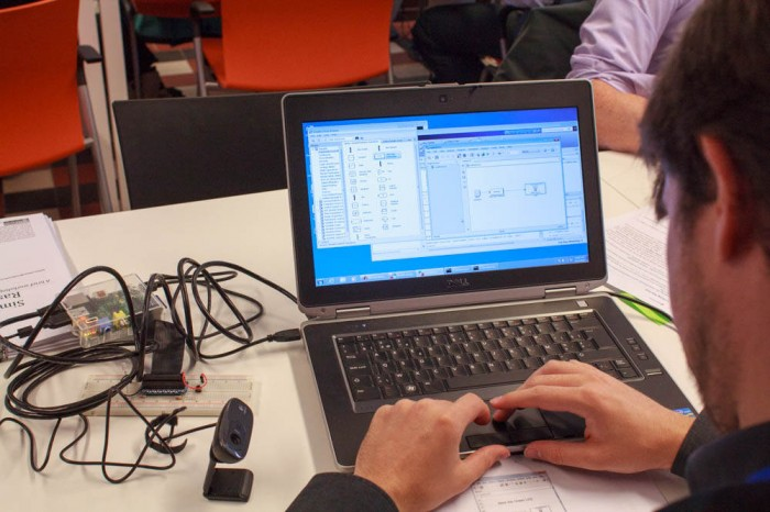 Raspberry Pi with Simulink