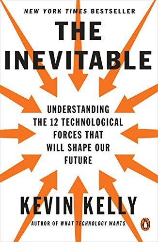 Kevin Kelly Inevitable Cover