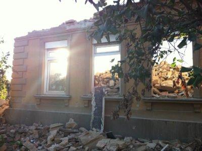 Ruine Haus