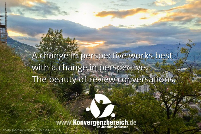 Review Conversation