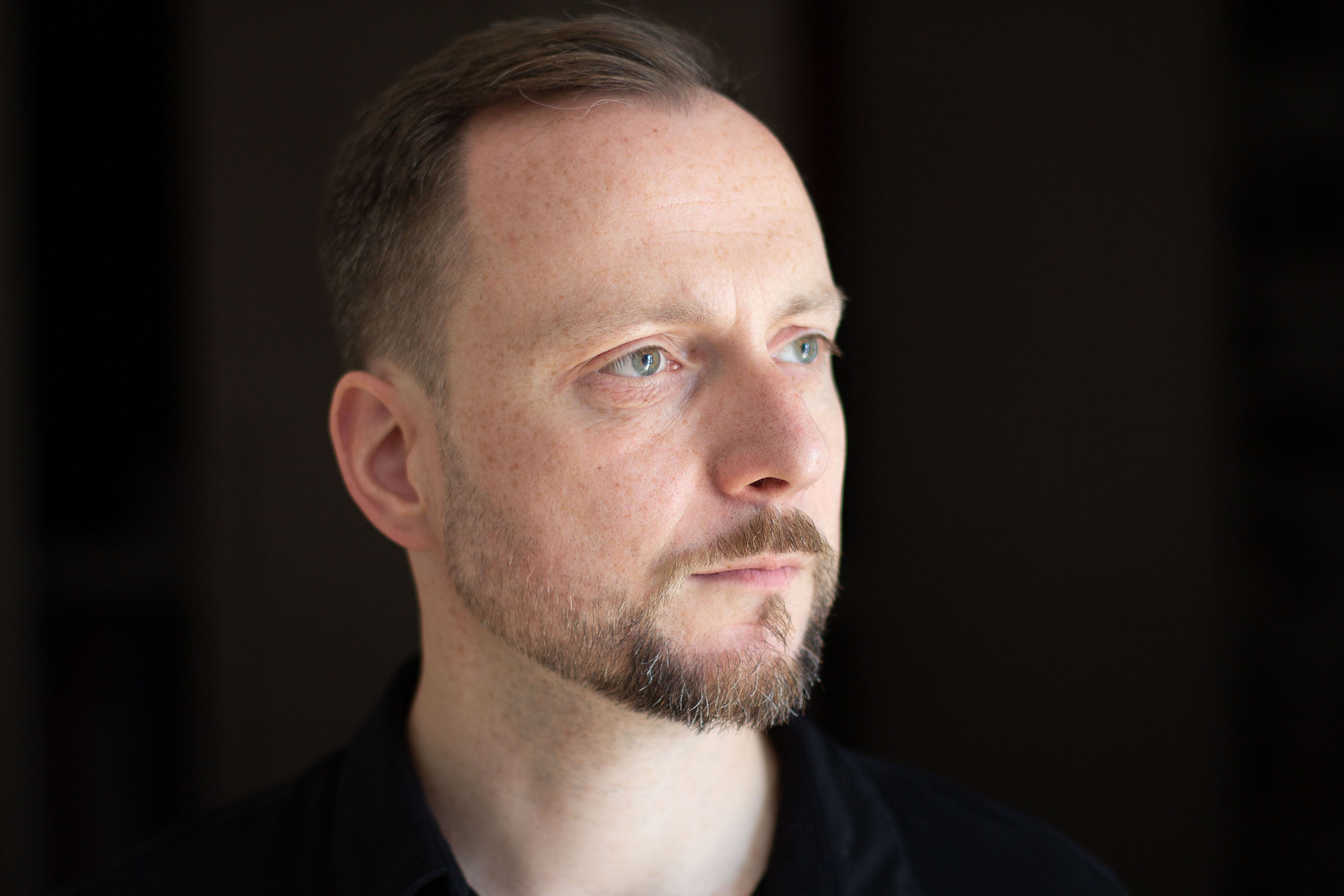 Portrait Dr. Joachim Schlosser 2018 – Variante Blick