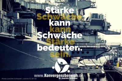 Staerke und Schwaeche