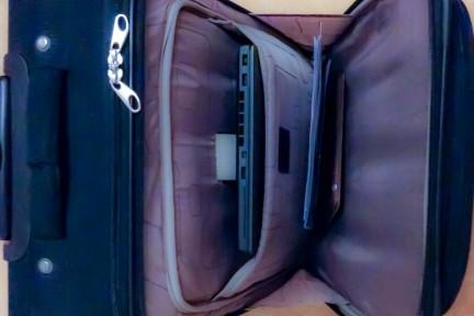 Leichter Reisen mit nur einem Gepäckstück