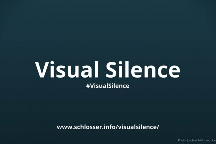 Visual Silence in Presentations