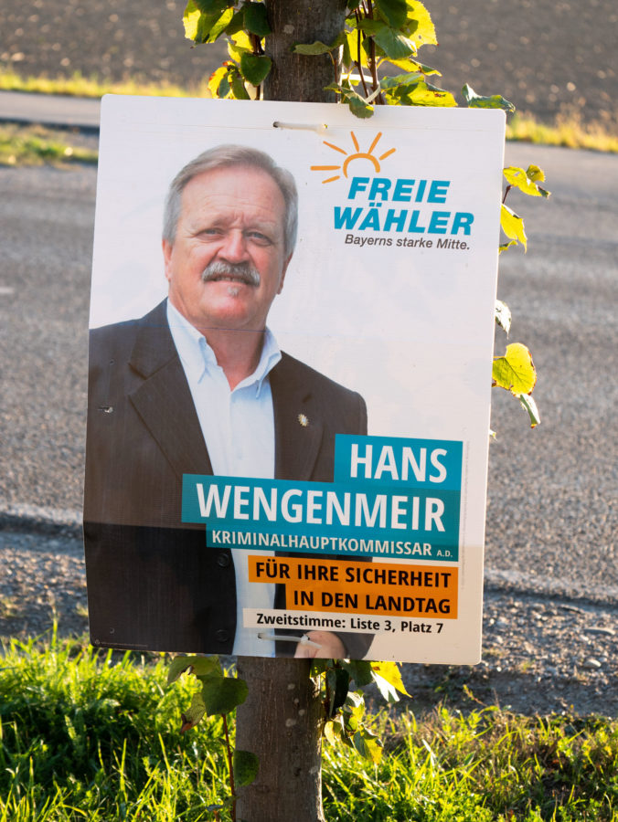Wahl 2018 FW Wengenmeir