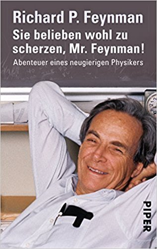 Cover Feynman deutsch