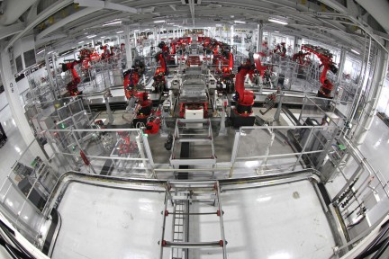 Industrie 4.0 – Tsunami der Digitalisierung
