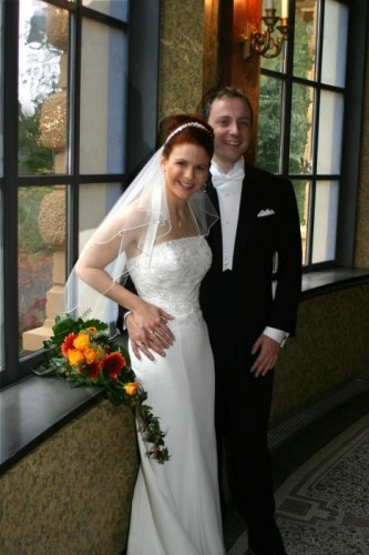 Brautpaar 2004