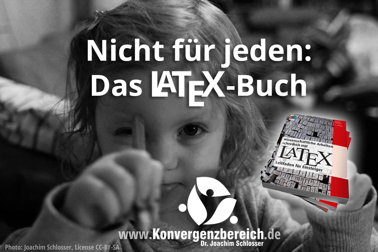 12 Gründe, warum mein LaTeX-Buch nichts für Sie ist « Dr. Joachim ...