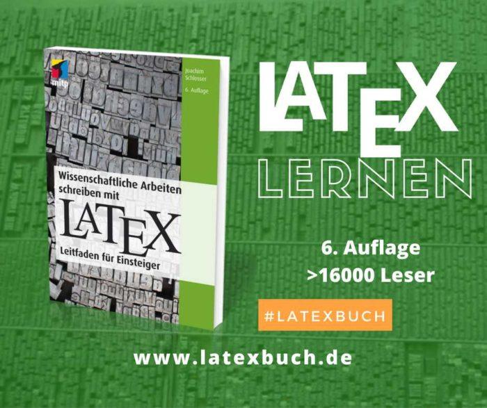 LaTeX-Buch Auflage 6