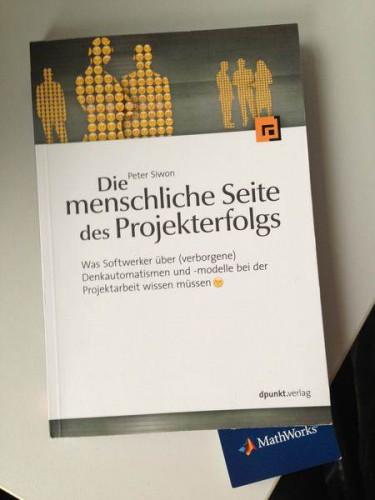 Die menschliche Seite des Projekterfolgs - Buch