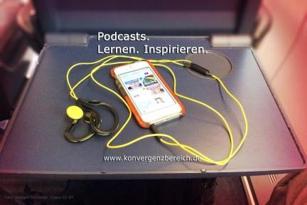 7 deutschsprachige Podcasts zum Lernen und Inspirieren