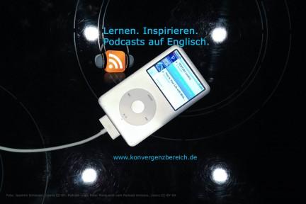 Hören Sie diese 5 englischsprachigen Podcasts, wenn Sie Inspiration suchen und Denken wollen
