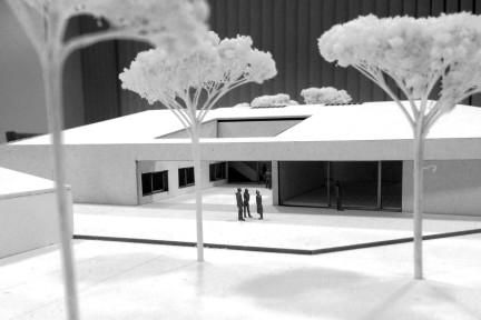 Gebäude Modell