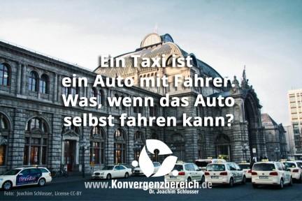 Autonome Autos ‒ 30 Fragen für Taxibetreiber, Taxifahrer und Autovermieter