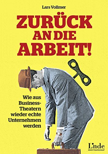 Lars Vollmer: Zurück an die Arbeit